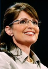 2008 US Republican Vice Presidential Candidate, Sarah Palin